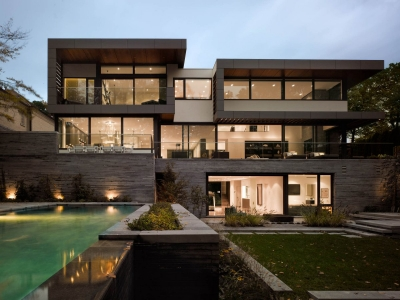 Seattle Modern Homes