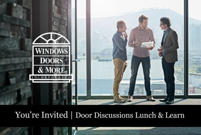 Door Discussions Lunch & Learn